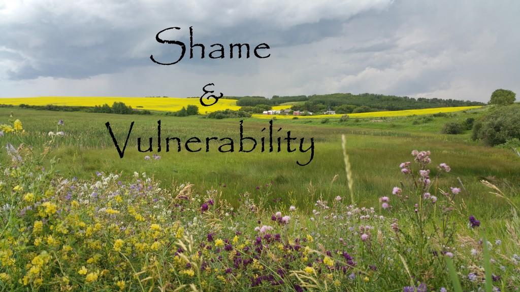 Shame-Vulnerability photo